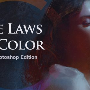 laws of color photoshop bundle